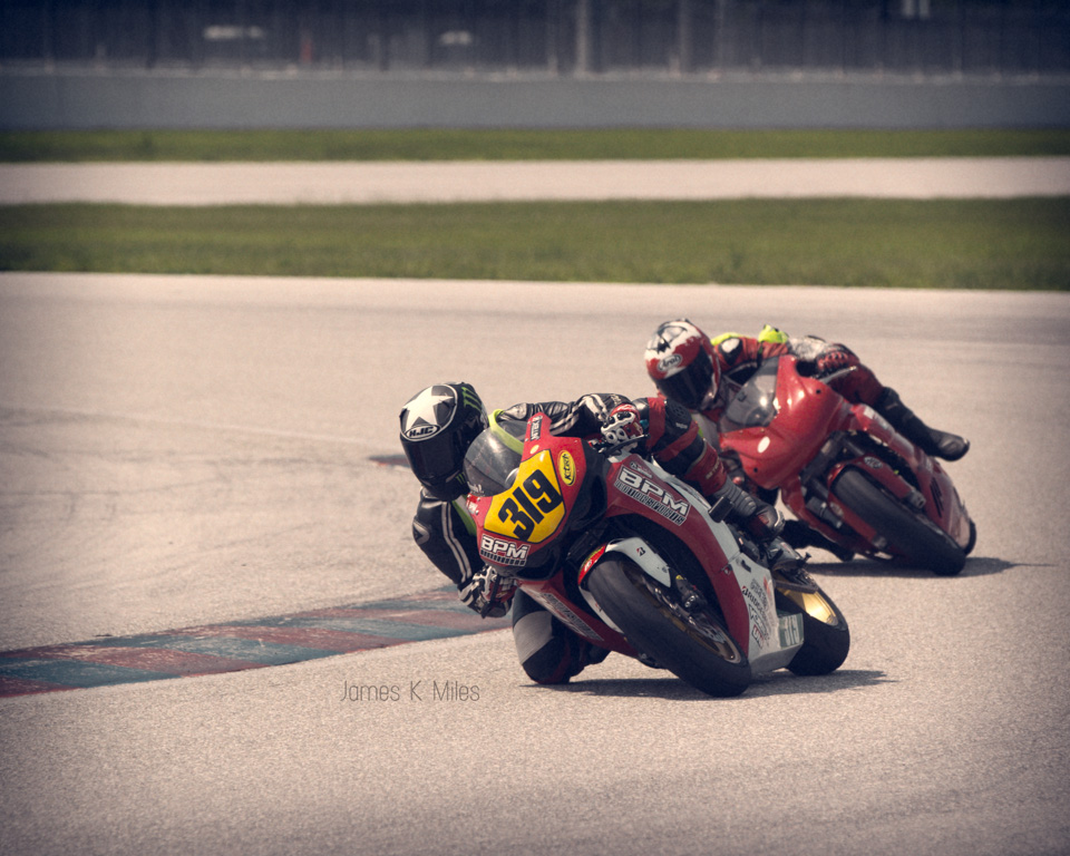 West Palm Beach Motor Speedway - Motorcycle Practices